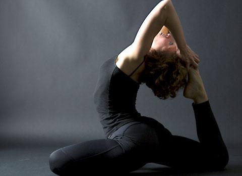 Yogalehrerin Ute Sondermann Wuppertal