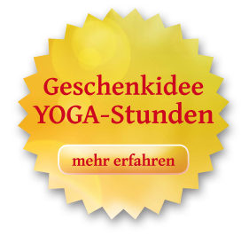 Geschenkgutschein Yoga-Stunde