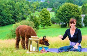Yoga # Natur# Alpakas # Yoga in der Natur #Sprockhövel